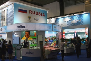 Российская Рыба на фламандской земле - готовимся к очередной выставке Seafood Expo Global в Брюсселе!