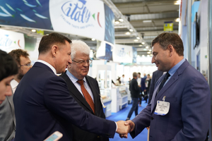 Russian fishermen get off to a good start at Seafood Expo Global 2019