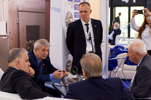 Rybtehtcentr to exhibit its products at Seafood Expo Russia