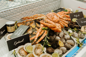 SEAFOOD EXPO RUSSIA 2019 shows entire wealth of Russian waters ranging from Baltic sprat to Kamchatka crab