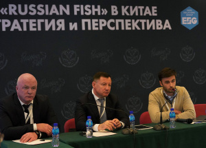 Russia to create national fish and seafood brand 'Russian Fish'