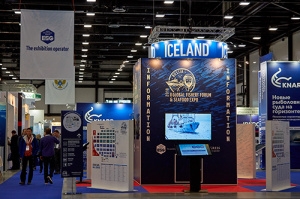 Iceland will come out with a national stand at SEAFOOD EXPO RUSSIA 2019