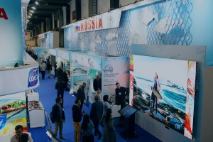 Россия на Seafood Expo Global 2017 в Брюсселе