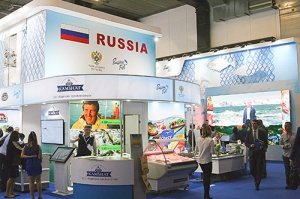 Российская рыба на крупнейшей европейской выставке Seafood Expo Global в Брюсселе