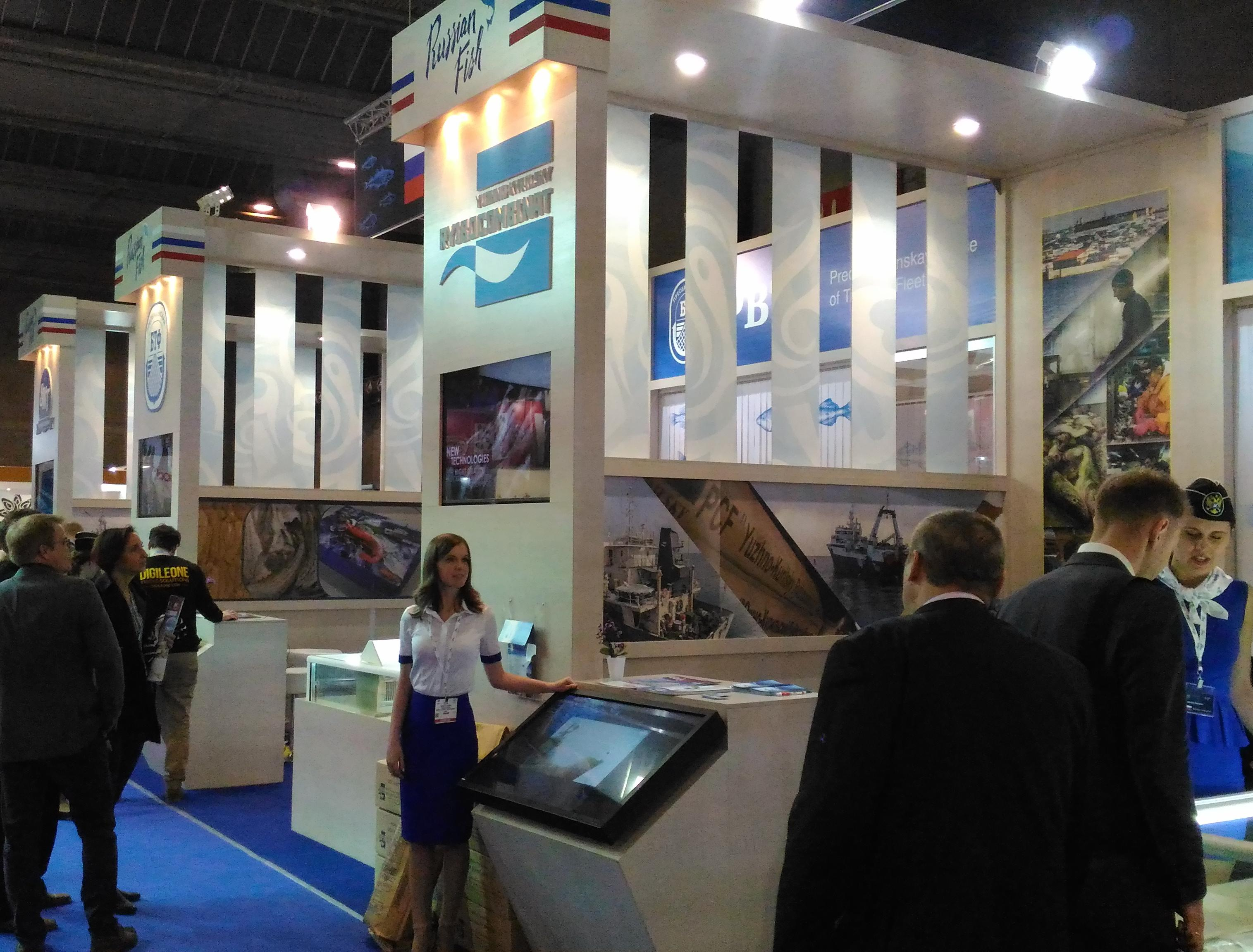 Seafood Expo Global & Seafood Processing Global (Belgium, Brussels)